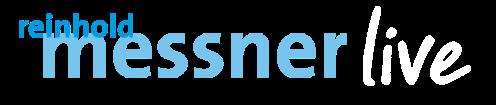 Reinhold Messner Live erleben – Tickets, Bücher, Reise-Logo